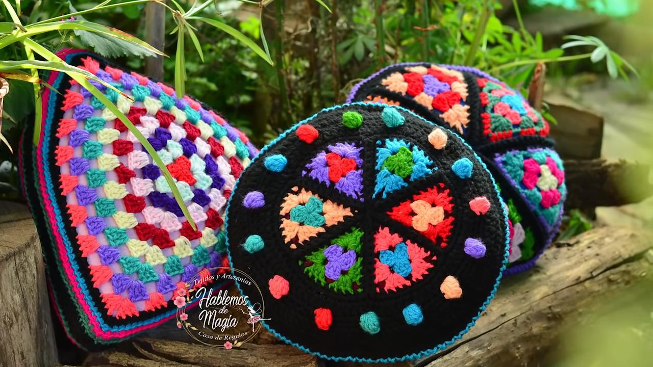 Top 3 Crochet Pillow Patterns