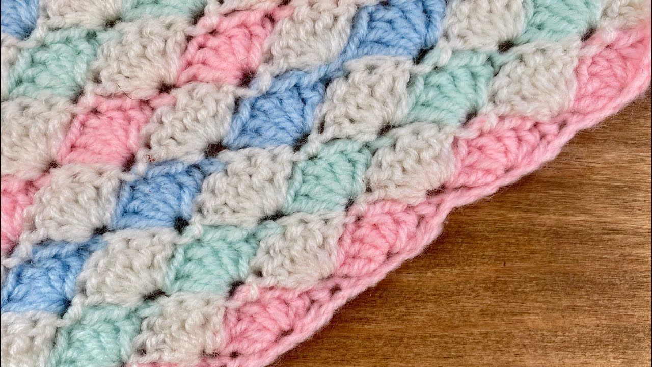 5 Rare Crochet Stitches