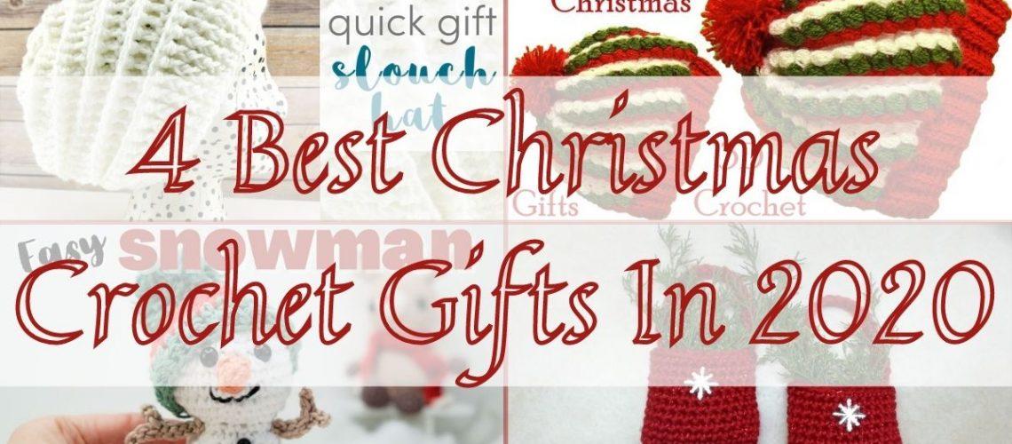 4 Best Christmas Crochet In 2020 (1)